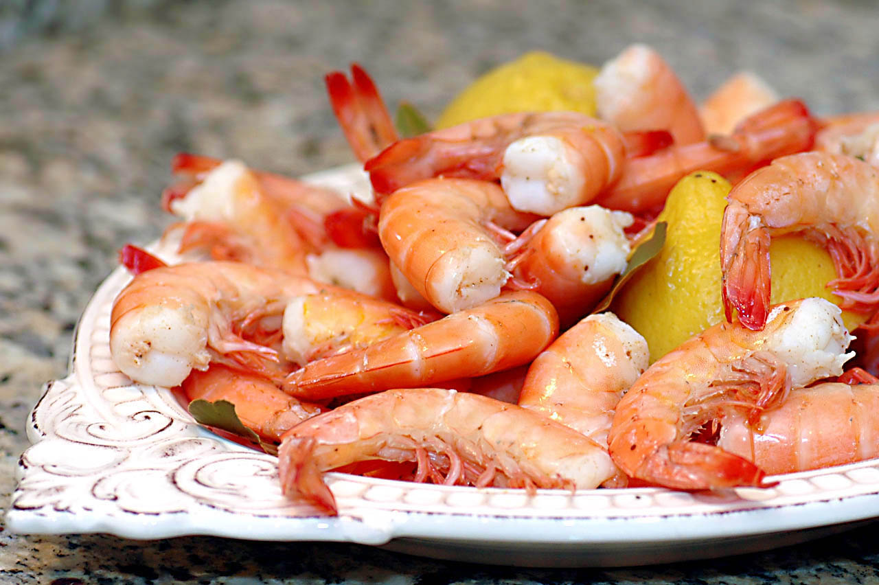 my favorite shrimp boil is adapated from an emeril lagasse