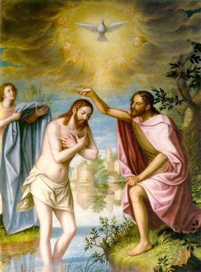 Oracion a San Juan Bautista