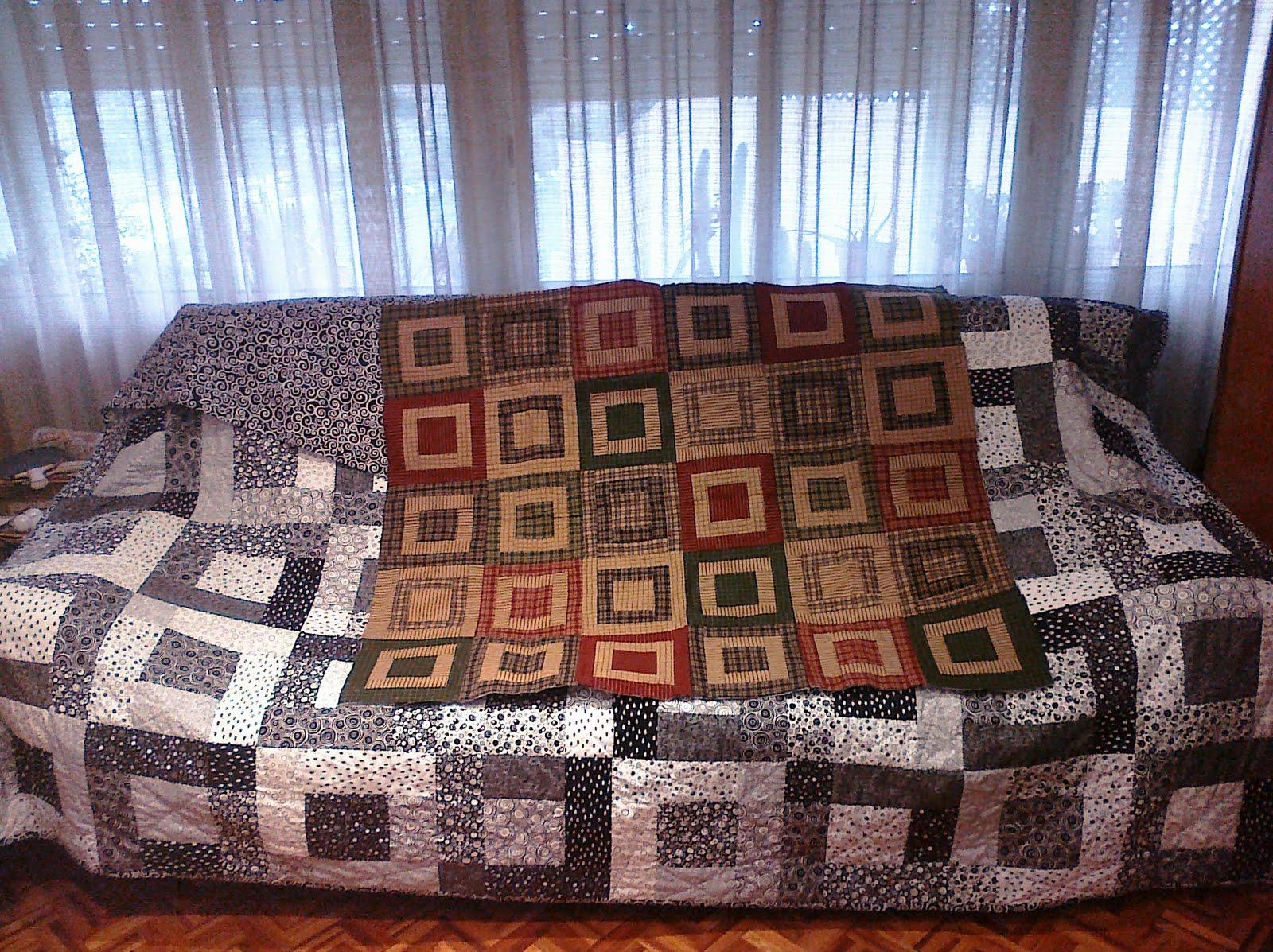 Concha nuevo trabajo o colcha o cubre sofa - Telas cubre sofas ...