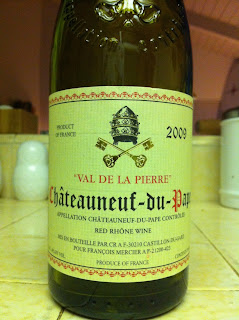 Trader Joe's and Chateauneuf-du-Pape