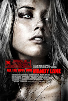 It's the kind of party where everyone gets wasted. - All The Boys Love Mandy Lane.