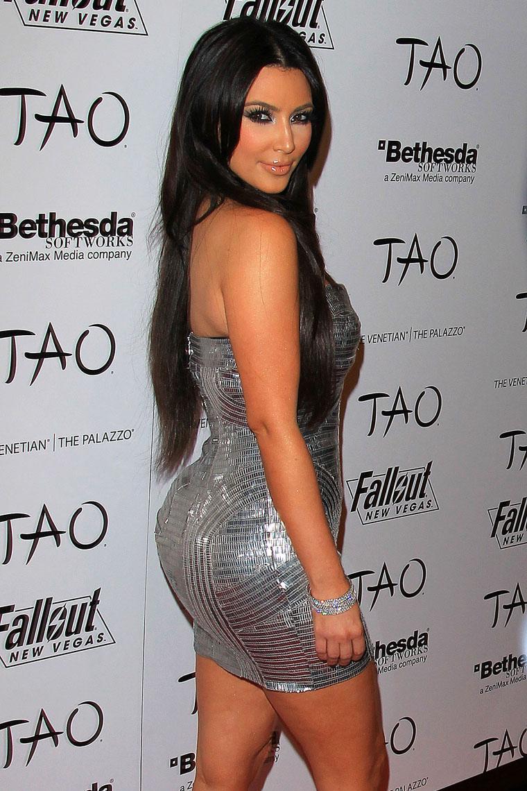 Kim Kardashian Se Despide De Los Desnudos