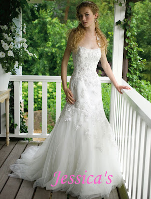 Fashion wedding dresses style 5