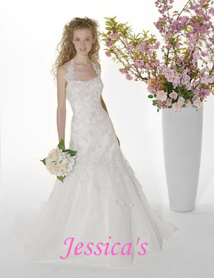 Fashion wedding dresses style 1
