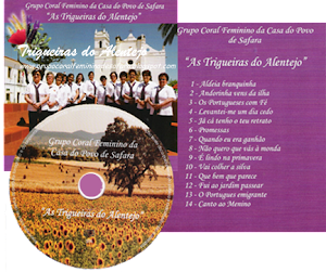 "1º CD das ""Trigueiras do Alentejo"""