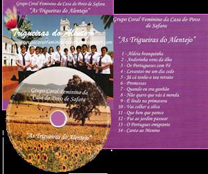 """1º CD das """"Trigueiras do Alentejo"""""""