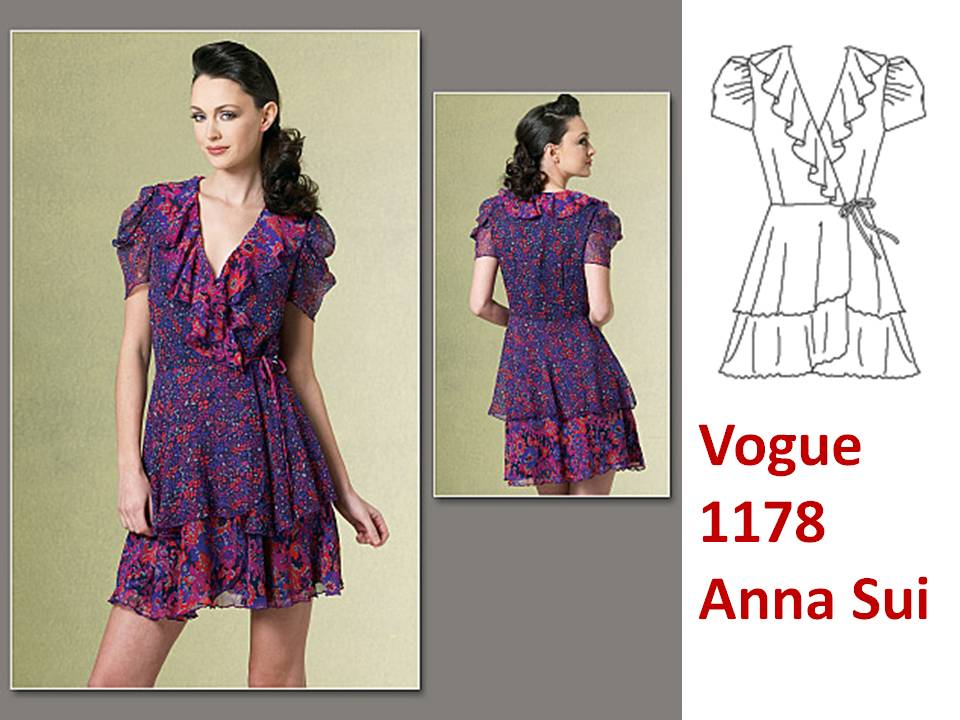 This Anna Sui Dress Vogue