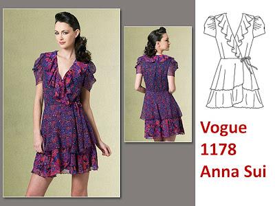 Anna Sui Vogue 1178