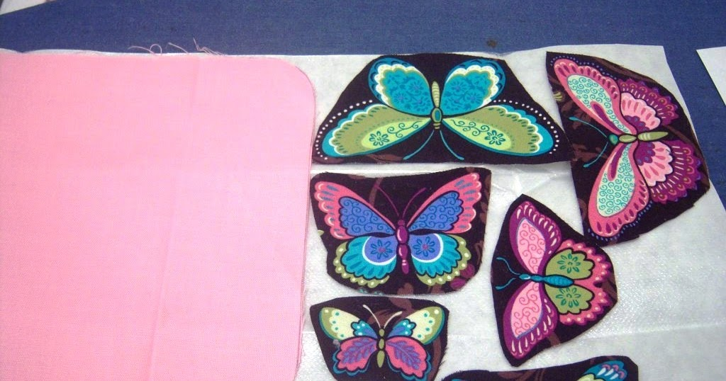Divine Inspirations Fabric Butterfly Necklace Tutorial