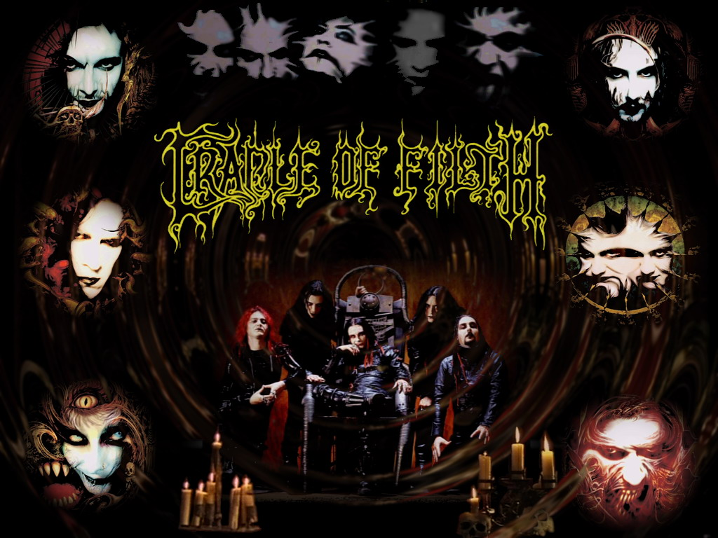 Sick Sad Happiness  Cradle of Filth