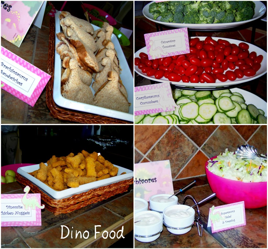 Baby Shower Food Ideas: Dinosaur Baby Shower Food Ideas