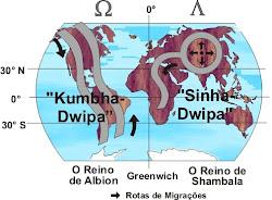 Maha Dwipas (Macro-Continentes)