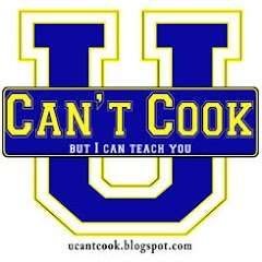 U Can't Cook: But I Can Teach You