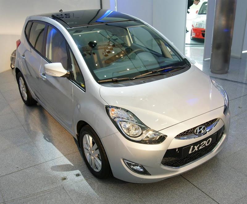 Hyundai Ix20 Pictures. ix20 live 17 Hyundai ix20: