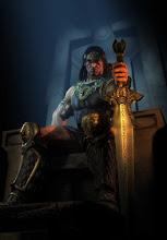 Rey Conan de Aquilonia