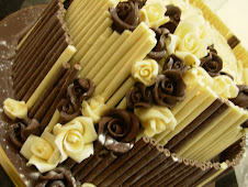 Stephen and Sarah's Cake
