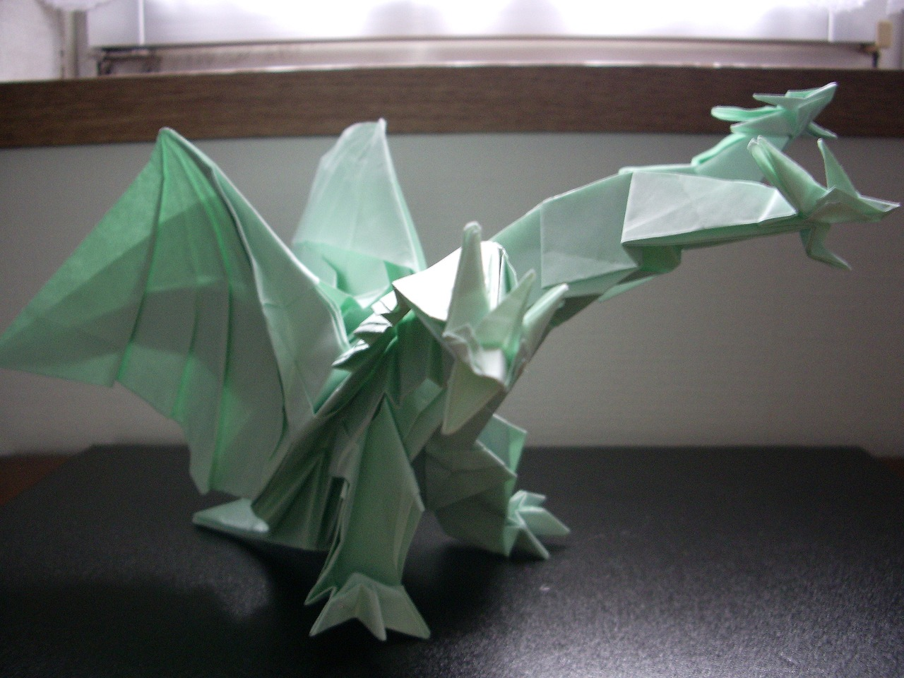 katakoto origami king ghidorah