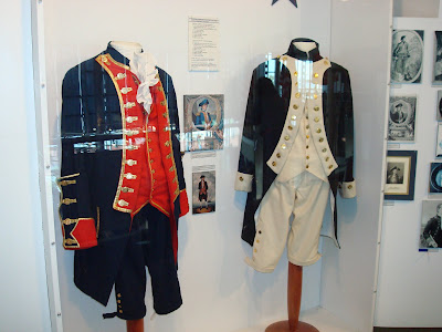 18Th Century British Naval Uniforms http://island-passage.blogspot.com/2009/10/annapolis-maryland.html