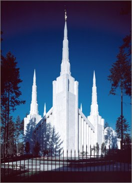 The Portland Oregon Temple