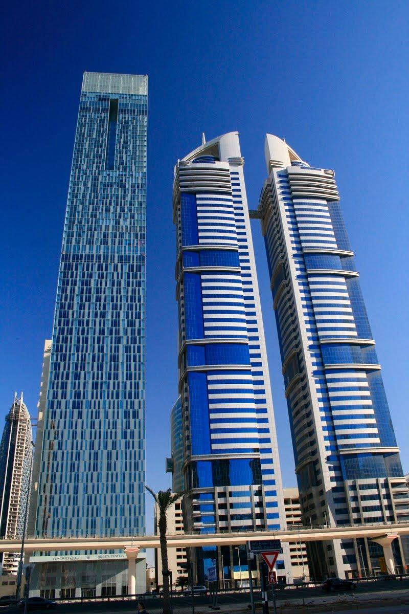Dubai Buildings Was Ist Los Trade