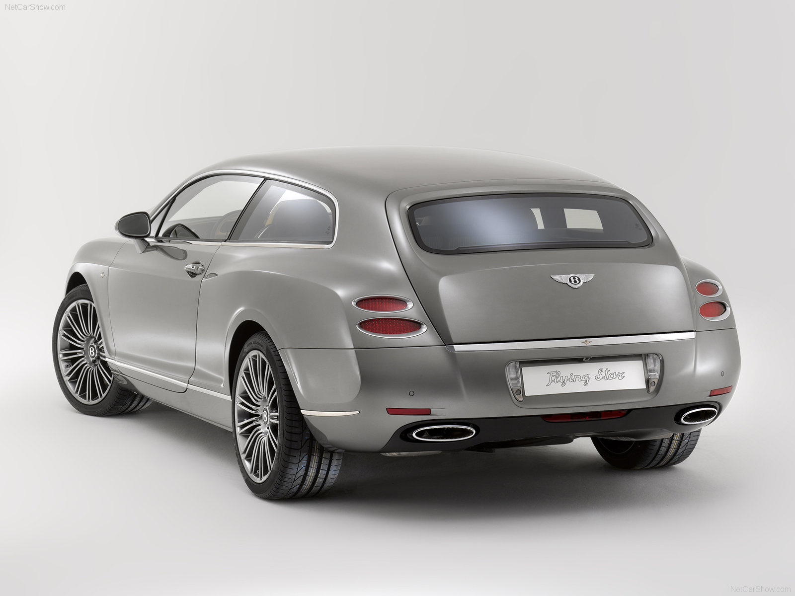 Bentley Continental Flying Star 2010
