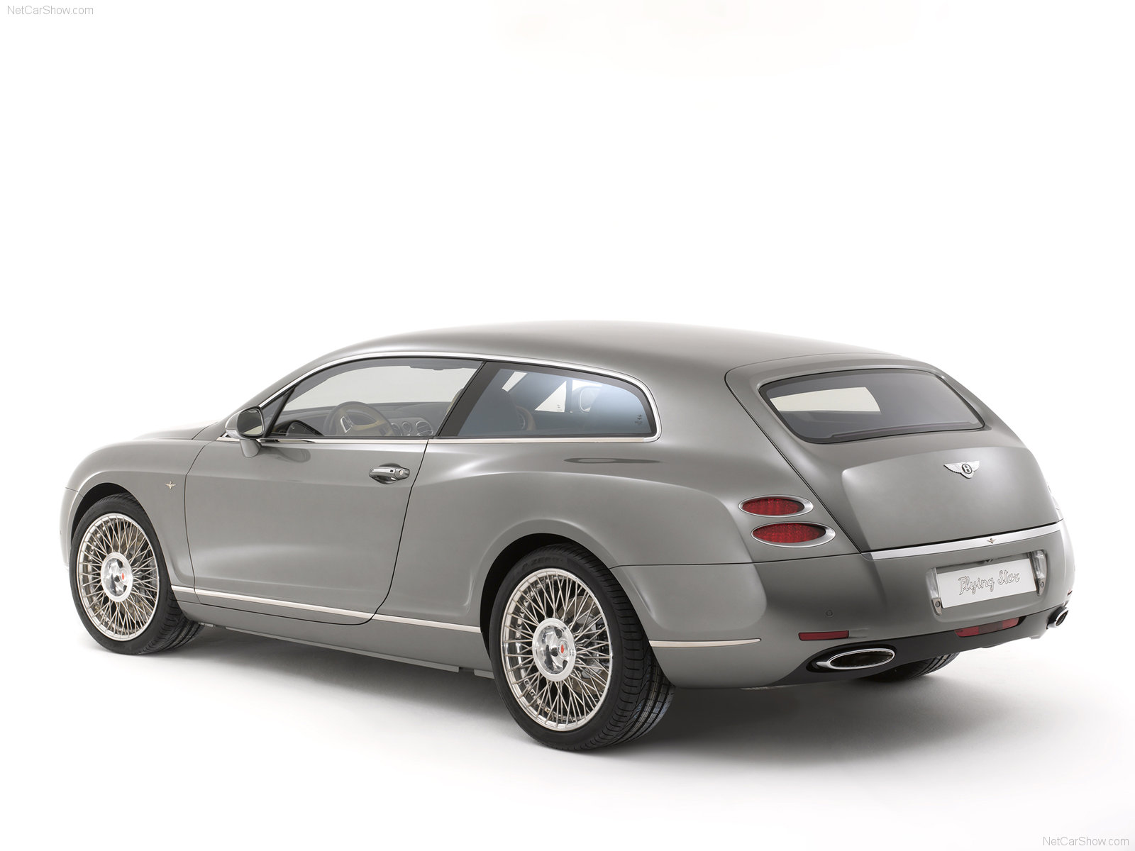Bentley Continental Flying Star 2010 1600x1200 wallpaper 08 2010 Bentley Continental Flying Star