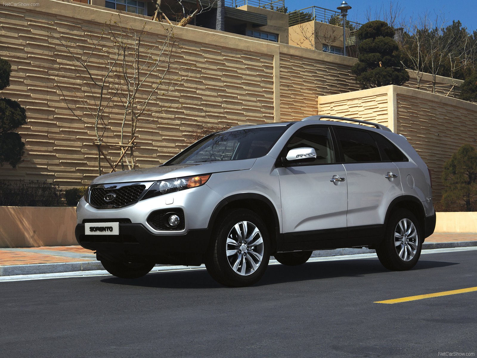 2010 kia sorento photogallery wallpapers. Black Bedroom Furniture Sets. Home Design Ideas