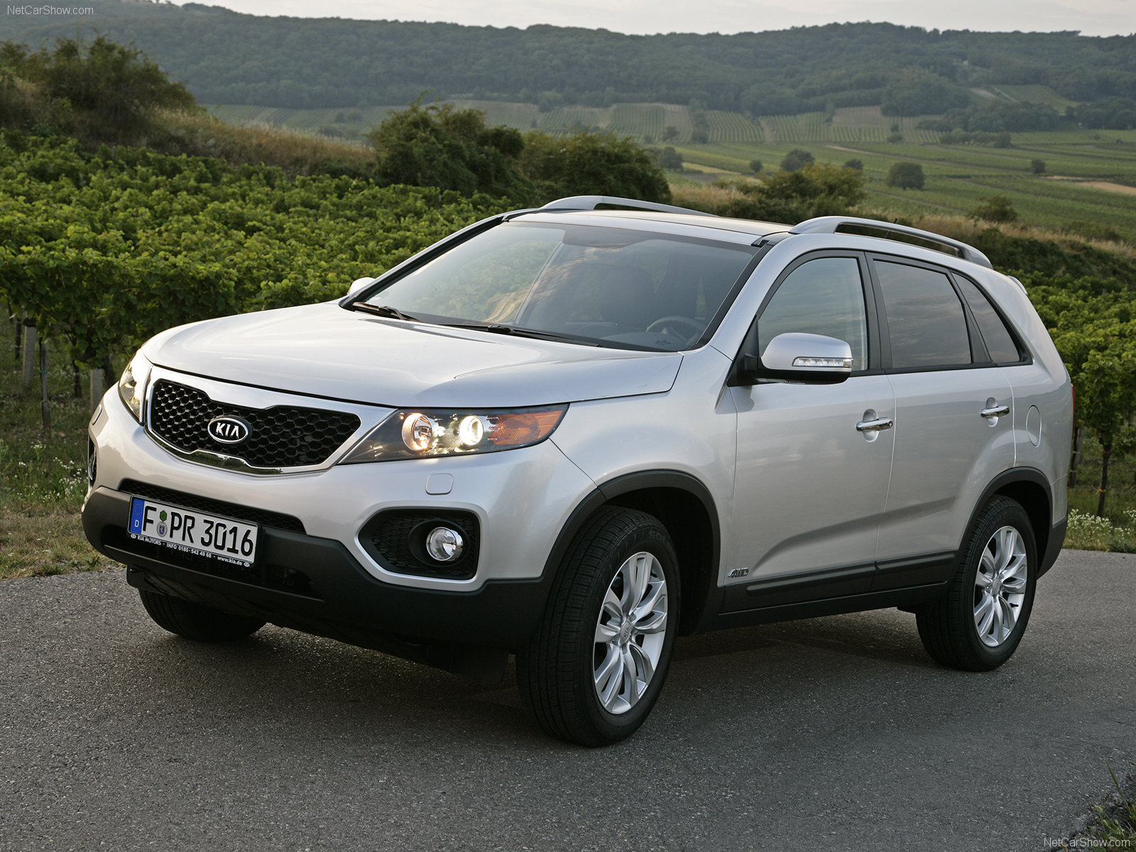 2010 Kia Sorento Photogallery Wallpapers
