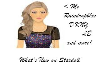 What's new on stardoll!