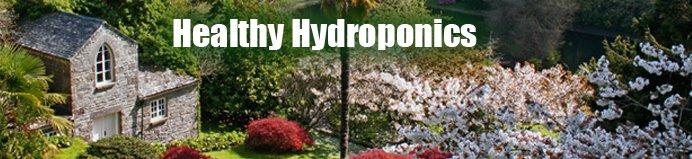 Healthy Hydroponics