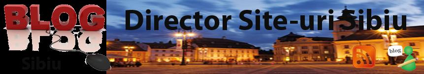 Director Site-uri Sibiu -Director, director web, portal web sibiu, bloguri sibiu, stiri