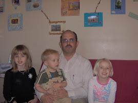 poppa w/ his g/kids