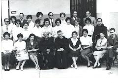 Foto Antigua del Plantel de Profesores