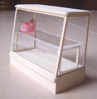 Sheet Cake Display Container