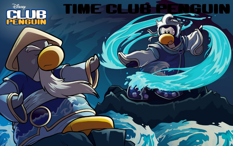 Time Club Penguin