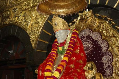 Prayers will be taken to Shirdi on March 8, 2009