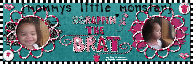 Scrappin' The Brat
