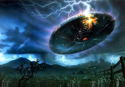 神秘51區 外星人 - 美國神秘的第51區 與 外星人