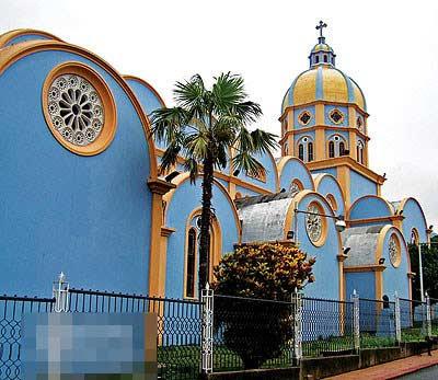 全球十大美女之城 委內瑞拉風景