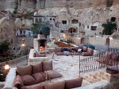 土耳其 洞穴飯店 - 精靈的故鄉 土耳其 洞穴飯店