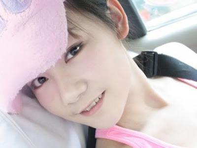 「裸模」蘇紫紫