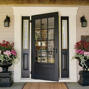 Charmant Open Front Door. Delighful Door For Ultimate Feng Shui A North Facing Door  Should Be