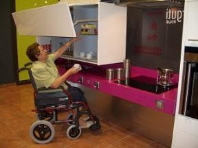 Muebles domoticos muebles domoticos for Muebles de cocina con ruedas