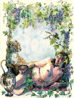 Dionysus Family Tree. See creating through her eyes.
