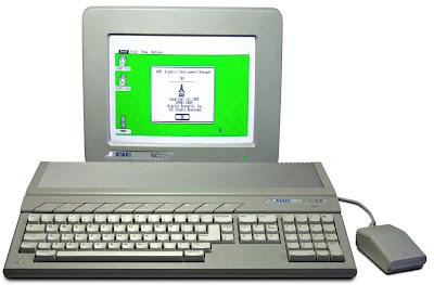 Atari ST Computer