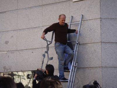 Stultifer ciudad de los muertos el truco for Sedia elettrica che sale le scale