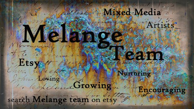 Melange On Etsy