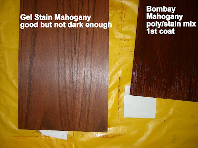 Bombay Mahogany Stain