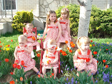 6 adorable girls in my flowers