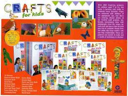 Craft untuk anak-anak